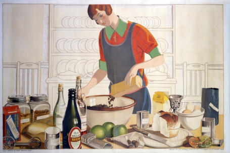 By The National Archives UK (Making the Empire Christmas Pudding) [see page for license], via Wikimedia Commons