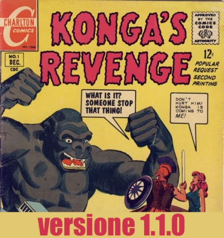 Konga's revenge